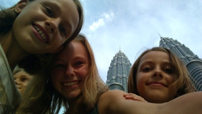 Malaysia first Impressions. Petronas twin towers